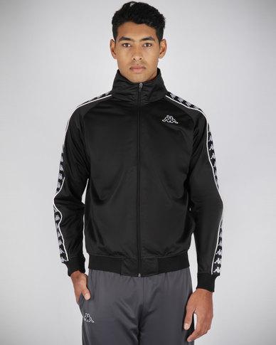 a04c56003a7 Kappa Banda Jacket Black | Zando