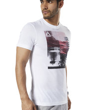 Graphic Series One Series Photo Print Tee