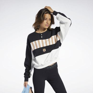 Gigi Hadid Crew Sweatshirt