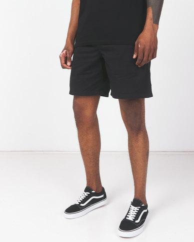 Vans Range Shorts Black