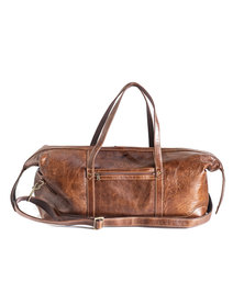 Leathim Bulsak Travelbag Brown