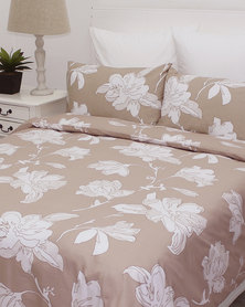 Sheraton Duvet Cover Set Natural