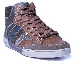Carrera Manson Street Ankle Boots Praline