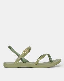 Ipanema Fashion Sandals VII Fem Green