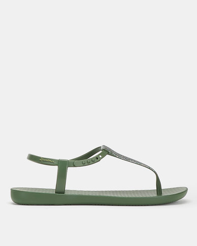 Ipanema Class Pop Sandals Green
