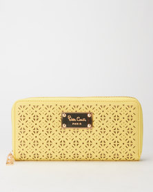 Pierre Cardin Cassandra Purse Lemon Yellow