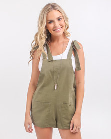 O'Neill Sid Jumpsuits Army Green