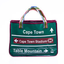 Bamba Zonke Sign Post Cape Point Bag Green