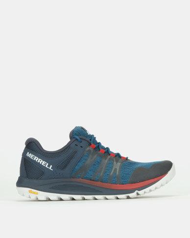 Merrell NOVA Running Shoes Blue