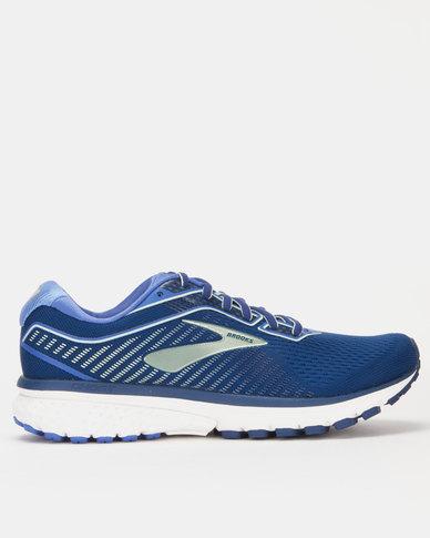 big sale 4e9f7 79e00 Brooks Ghost 12 Running Shoes Blue