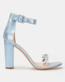 Footwork Extra Heels Blue