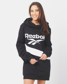 Reebok CL V P Hooded Dress Black