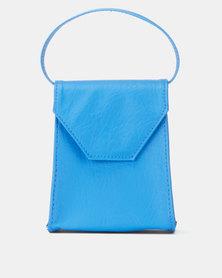 Black Lemon Mini Bag Blue