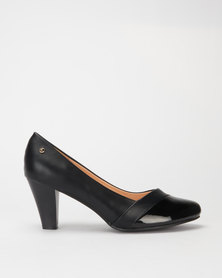 Franco Gemelli Lucy Ladies Courts Black