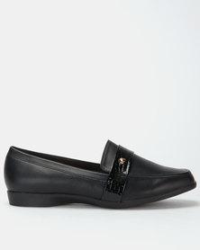 Dr Hart Claudele Ladies Pumps Black