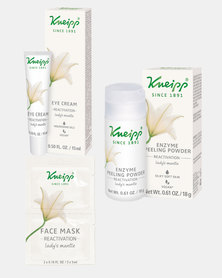 Kneipp Reactivation Face Care Gift Set of 4