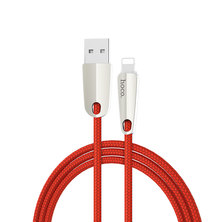 HOCO Smart Power Off Charging Data Cable U35 Lightning