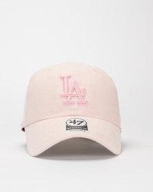 47 Brand Clean Up Cap Pink