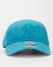 47 Brand Clean Up Cap Blue
