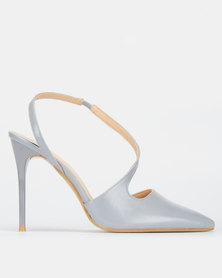 Footwork Petunia Heels Grey