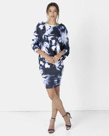 Michelle Ludek Shibori New Kaftan Multi