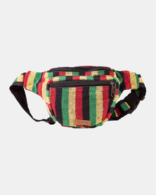 SKA Full Rasta Moonbag - Multi