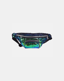 SKA Sequin Moonbag - Green