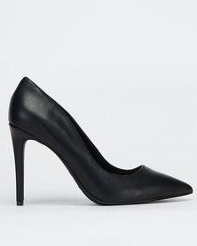 Call It Spring MYKEL High Stiletto Heel Black