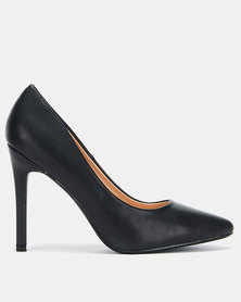 Utopia Pointy Courts Black