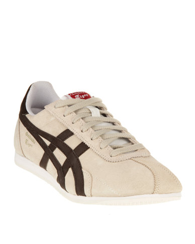 innovative design 81b38 3f0a5 Onitsuka Tiger Runspark OG Shoes Beige Brown