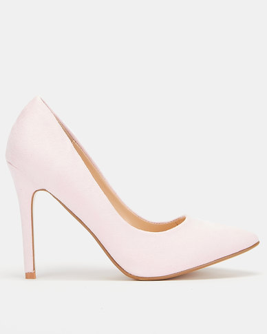 Utopia Microfibre Pointy Courts Pink