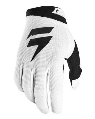 Shift White Air Glove