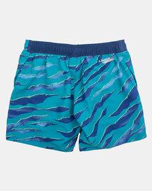 O'Neill Neo Jungle Shorts Aqua