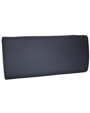 Fino Trifold PU Leather Purse with Box Fino-Blue