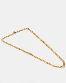 Joy Collectables Thick Chain Gold 55cm