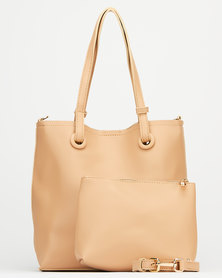 Joy Collectables Everyday Tote Bag Nude
