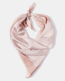 Joy Collectables Silky Scarf Nude