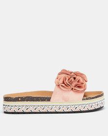 Footwork Livia Sandals Light Pink