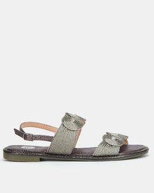 Footwork Cindia Sandals Pewter