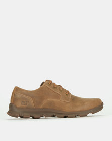 Caterpillar Intent Lace Up Beaned