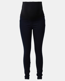 Cherry Melon Super Stretch Jeans Navy