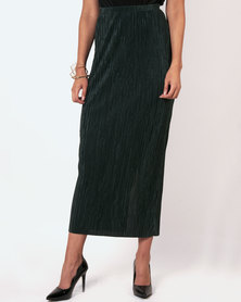 Marique Yssel Cylinder Skirt - Pacific