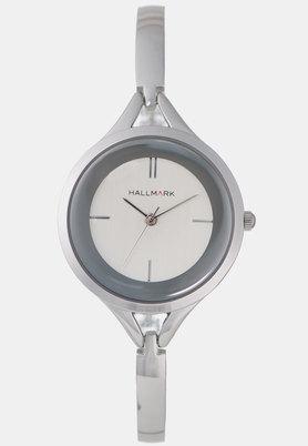Hallmark Watch Silver-tone