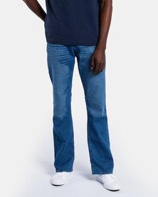 Levi's ® 527™ Azalea boot Cut Jeans Blue