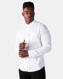 Levi's ® Bright Classic One Pocket Shirt White