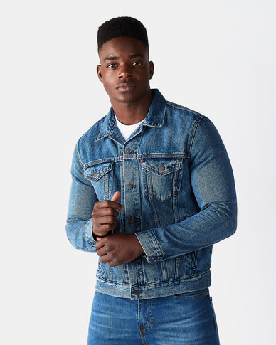 Levi's ®  Trucker Jacket Medium Stonewash