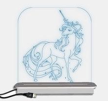 Illuminate Creations  Unicorn Designer Light  Multi