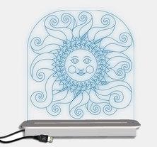 Illuminate Creations  Sun Designer Light  Multi