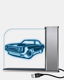 Illuminate Creations Car Design A Light Multi