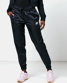 Nike W NSW Air Track Pants Satin Black